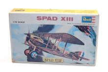 Revell H-627 1:72 scale Aircraft Kit: SPAD XIII
