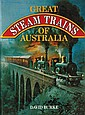 Book: 'Great Steam Trains of Australia'