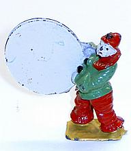 Charbens diecast Clown with Drum
