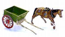 Britains Horse and Farm Cart