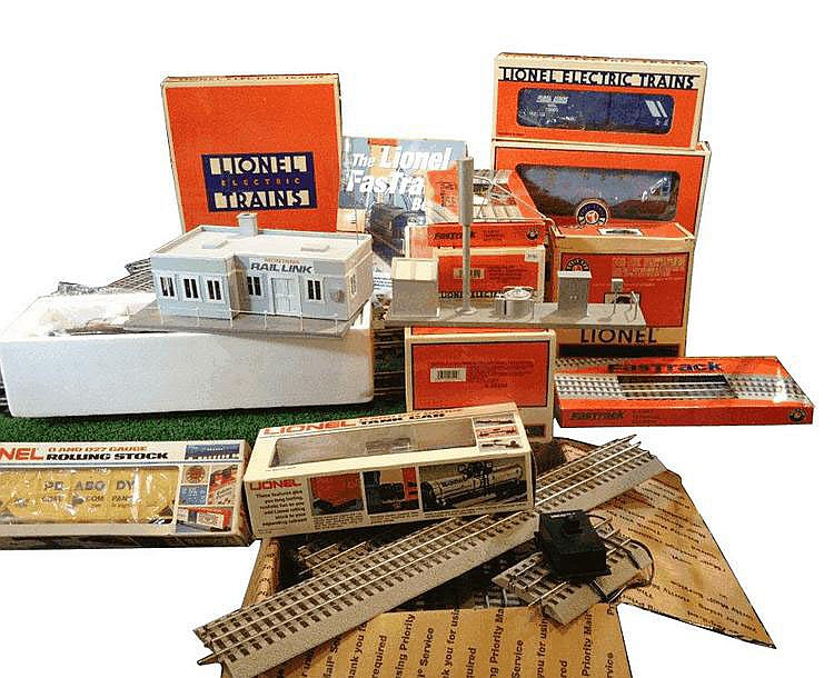 New Lionel 3-rail O-gauge 'Train Set'