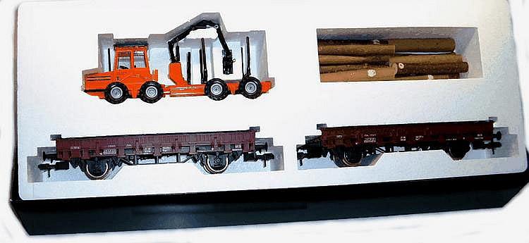 Marklin 1-gauge 85853 Freight Set