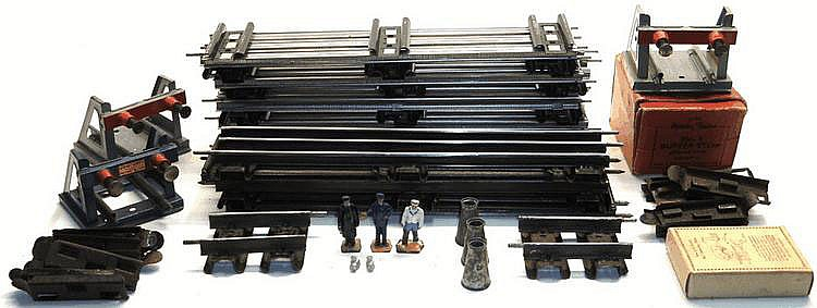 Hornby/Middleton O-gauge Track and Accessories