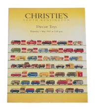 Christie's May 1997 Catalogue