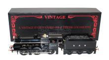 Vintage Trains O-gauge 3-rail SAR J Class 0-6-0 Locomotive