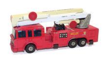 Matchbox Super Kings K39 Snorkel Fire Engine