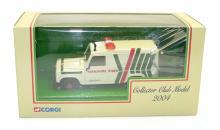 Corgi 1: 43 scale Land Rover Defender