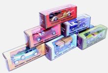 Six Matchbox Models of Yesteryear