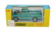 Corgi No. 438 Land Rover