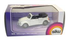 Siku 2613 1:43 scale Volkswagen 1303 Cabriolet