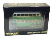 Trux TX13 1:76 scale 1940 Leyland TD5c Titan Double Decker Bus