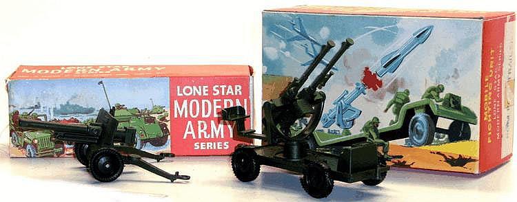 Lone Star Pom Pom Trailer and Anti-Tank Gun