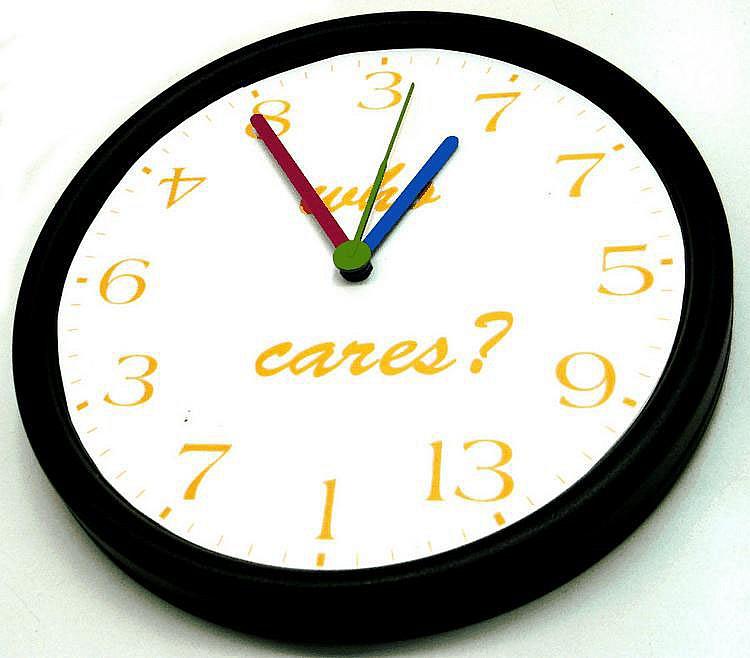 Junghams HO W737 Novelty Plastic Clock