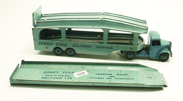 Dinky 582 Bedford Pullmore Car Transporter