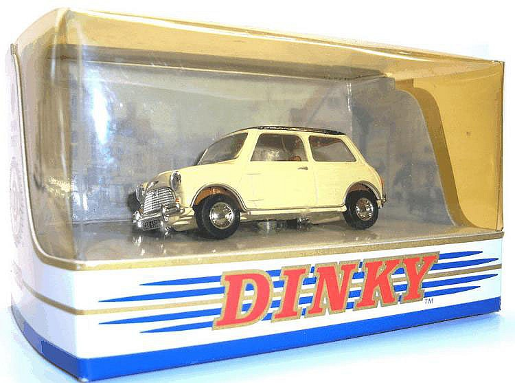Matchbox 'Dinky' DY-21 1964 Mini Cooper 'S'