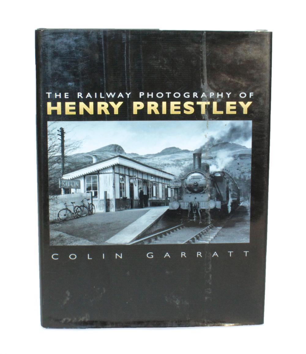 """Book: """"The Railway Photography of Henry Priestly"""""""