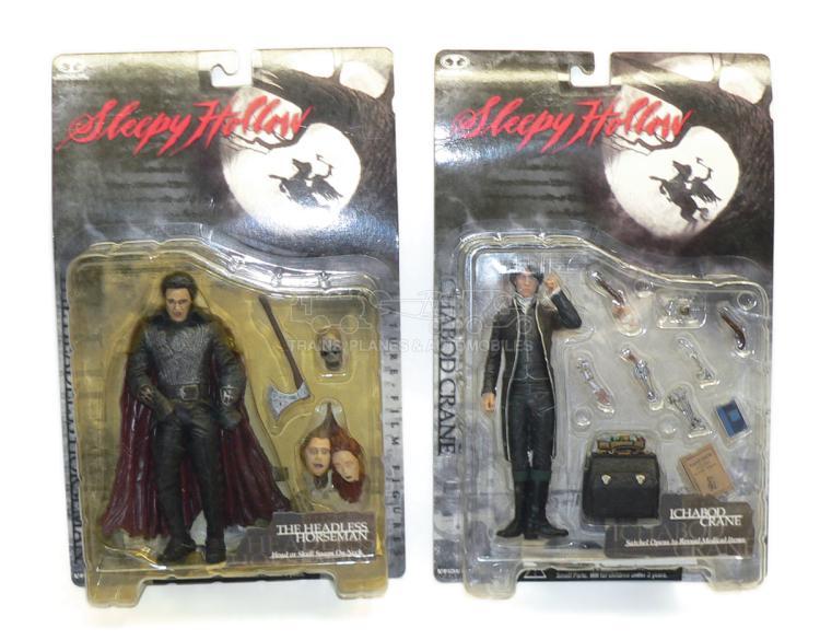 Two McFarlane Toys