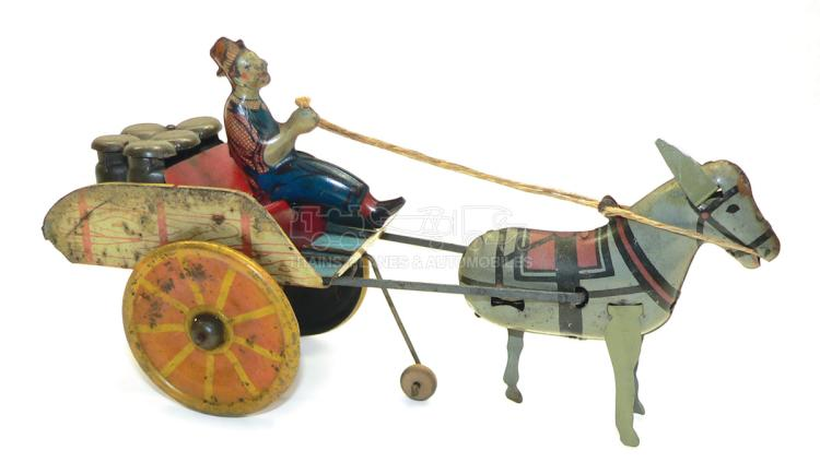 Lehmann tinplate clockwork