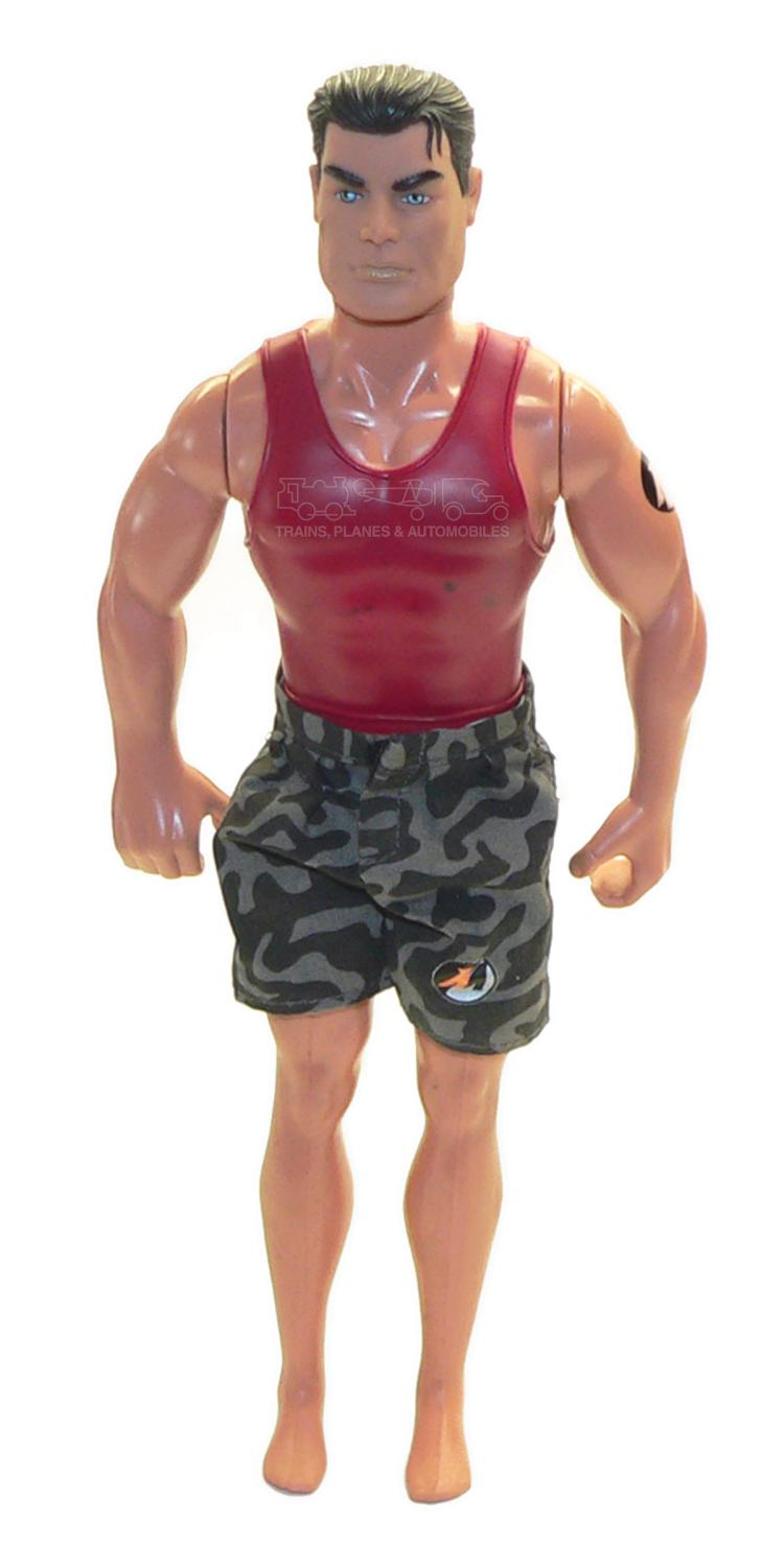 Hasbro Action Man Figure
