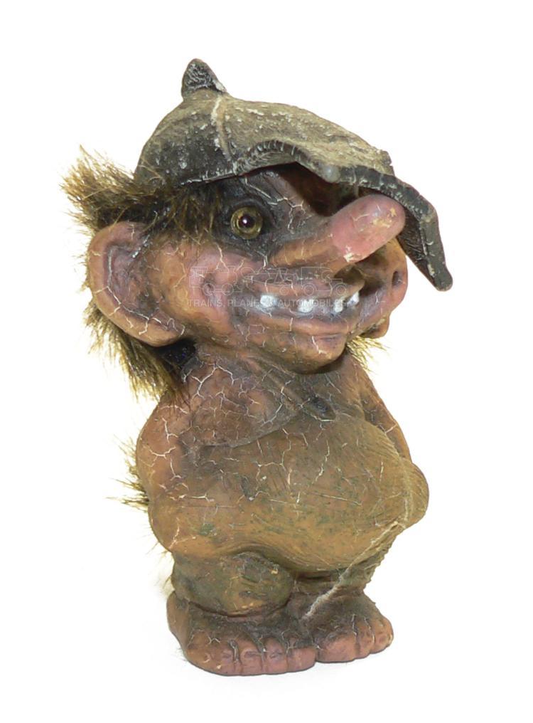 Nyform hand-made latex Troll