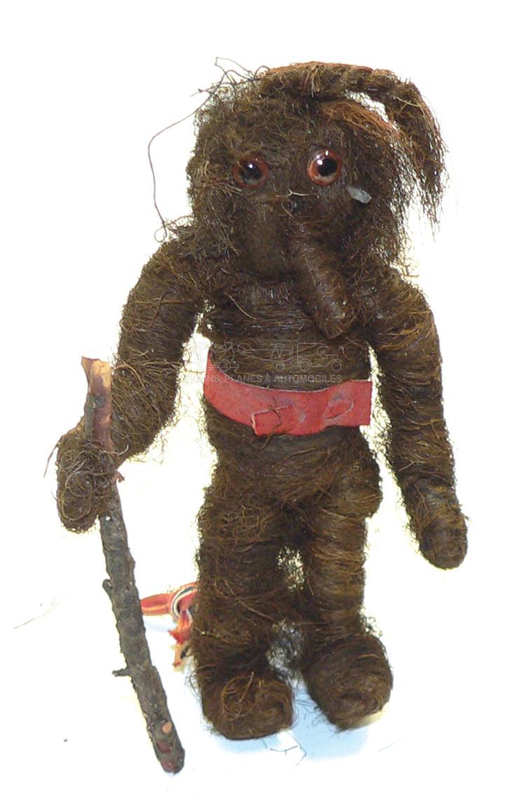 Hairy Troll Doll
