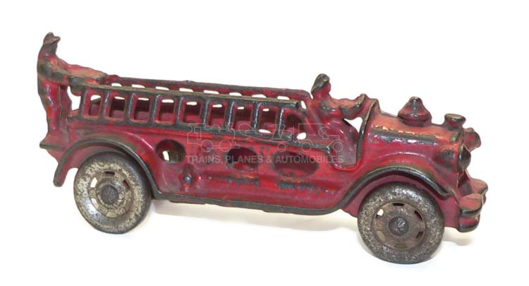 Cast iron Fire Engine