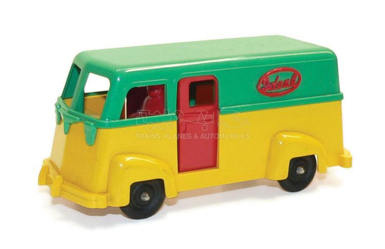 Ideal plastic Delivery Van