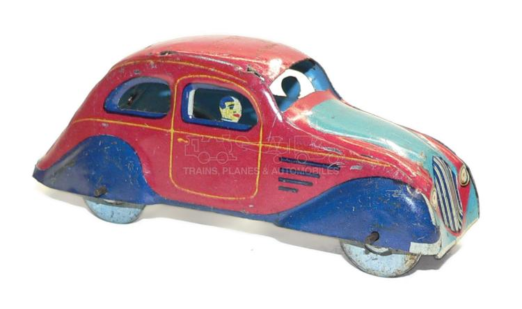 Tinplate Car