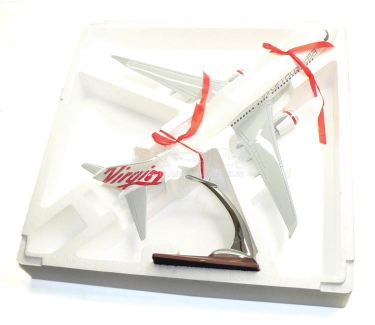 Plastic scale Virgin Australia Boeing 737