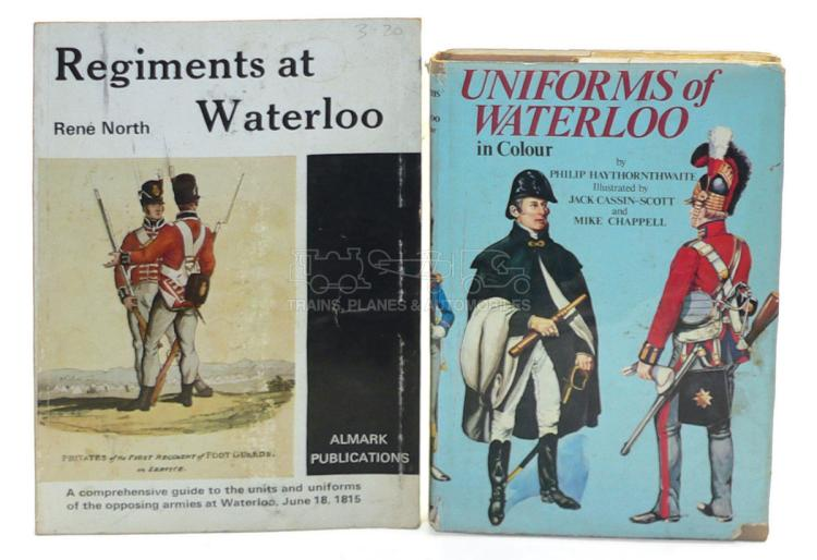 Two Military Books