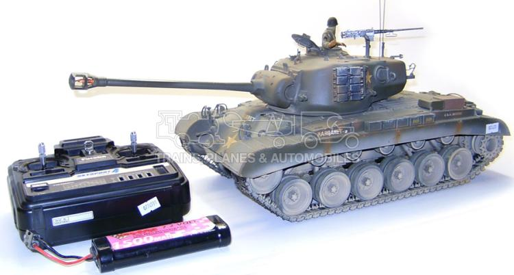 Tamiya 56015 1:16 scale R/C T26E3 Medium Tank