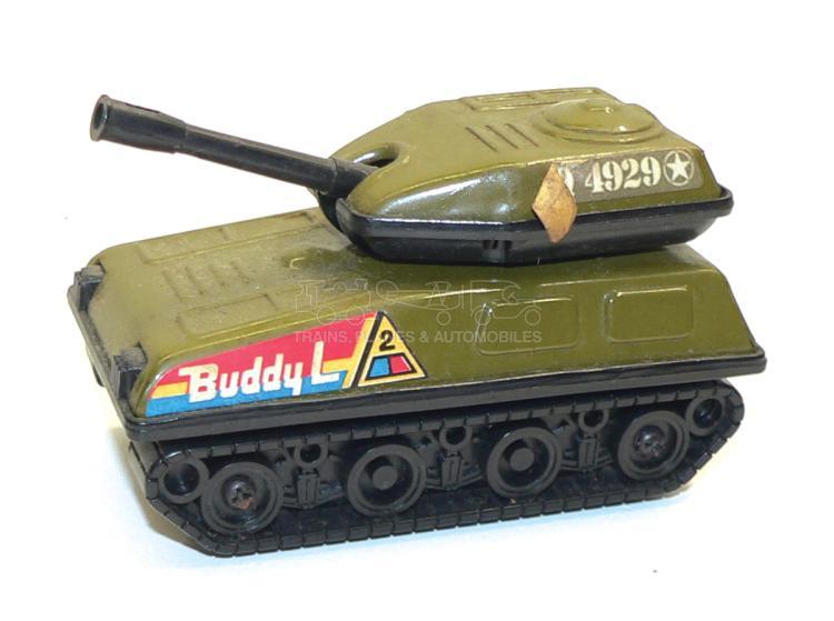 Buddy L small tinplate Tank