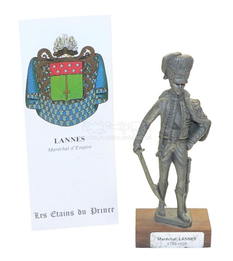 Les Etain du Prince pewter 90mm Napoleonic Soldier Figurine