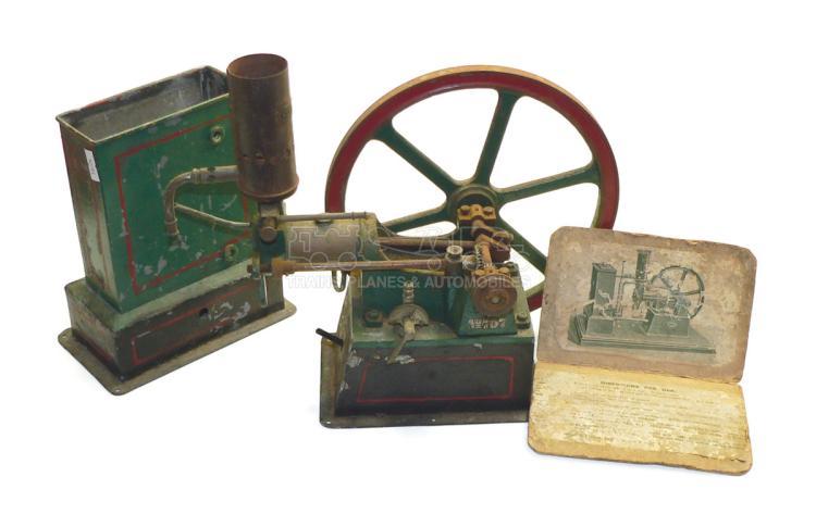 Ernst Plank Stationary Gas Engine