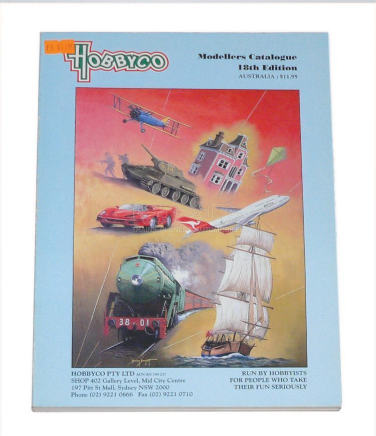 Hobbyco Modellers Catalogue