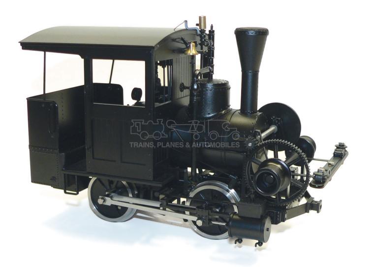 San Cheng 1-gauge 1:20.3 scale Gypsy Class Locomotive (Falk)