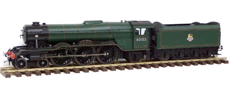Accucraft 1-gauge BR A3 4-6-2 Locomotive