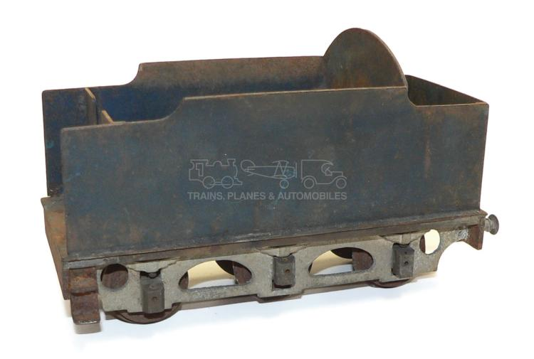 1-gauge steel 6-wheel Tender