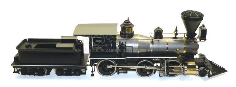 Accucraft 1-gauge 1:20.3 scale Mogul 2-6-0 Locomotive