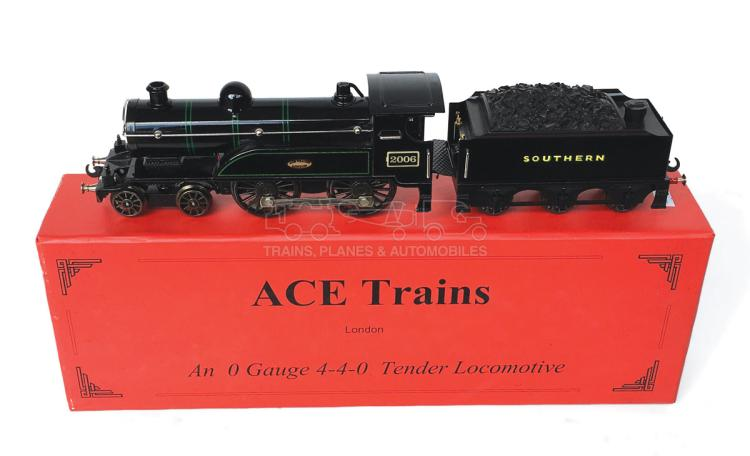 ACE Trains O-gauge SR Celebration Class 4-4-0 Locomotive