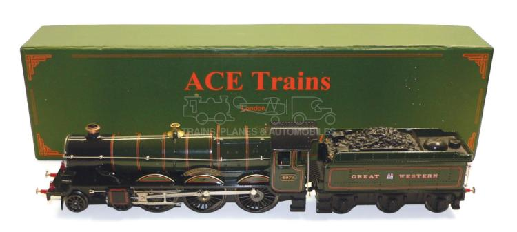 ACE Trains O-gauge GWR 4-6-0 Locomotive