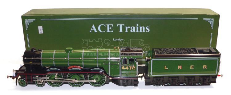 ACE Trains O-gauge LNER 4-6-2 Locomotive
