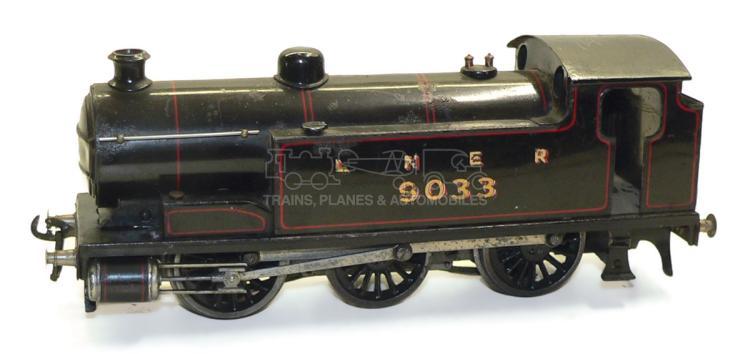 Bassett-Lowke O-gauge LNER 0-6-0 Tank Locomotive