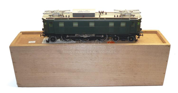 Metrop O-gauge Ae 3/6 II Swiss Electric Locomotive
