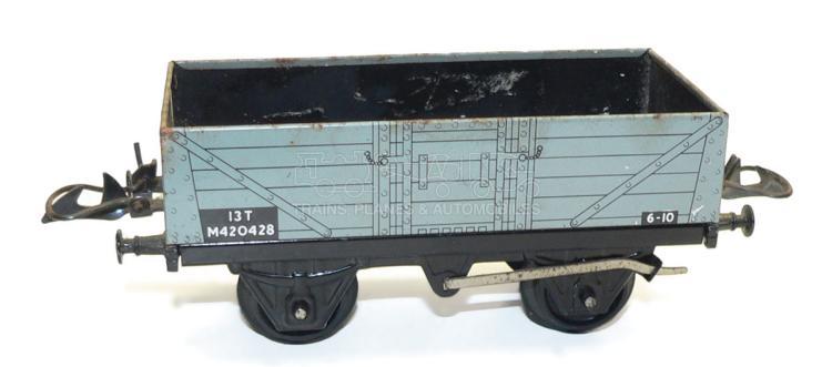 Hornby O-gauge 4-wheel Open Wagon