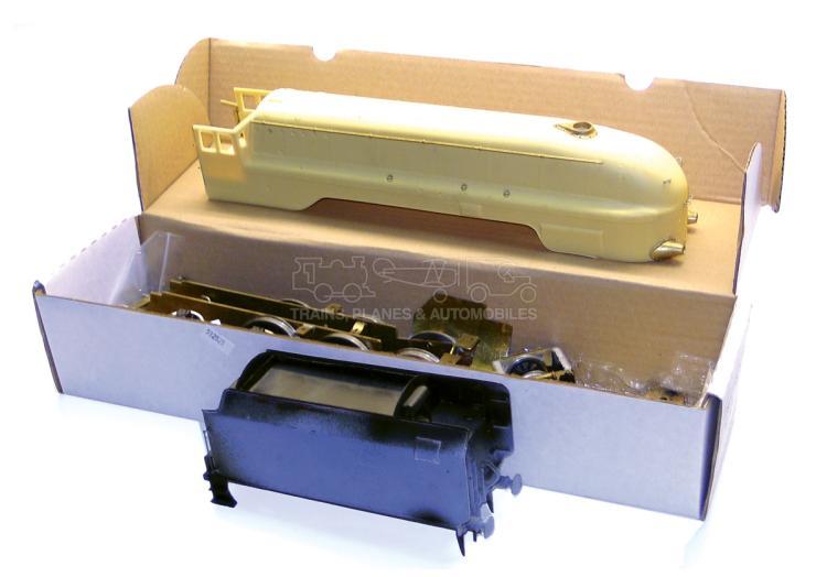 David Andrews O-gauge LMS Coronation Locomotive Kit