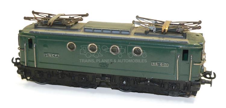 JEP O-gauge 3-rail SNCF Electric Locomotive