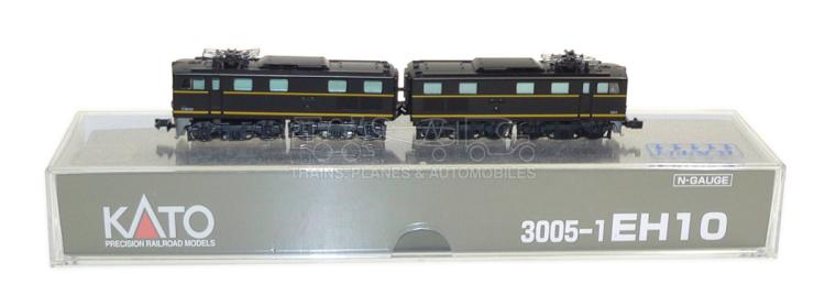 Kato 3005-1 N-gauge EH-10 2-unit Electric Locomotive