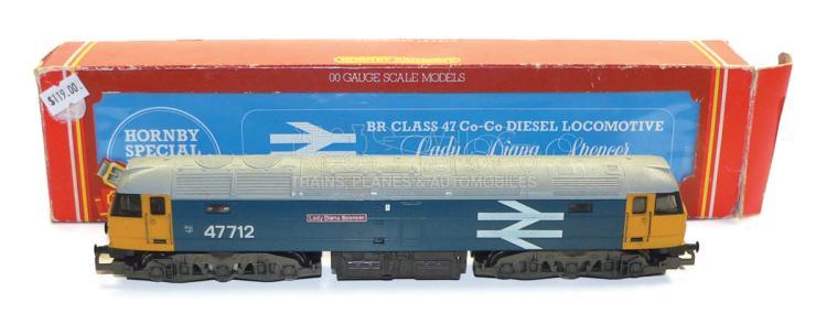 Hornby R316 OO-gauge BR Co-Co Diesel Locomotive