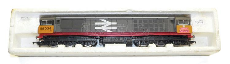 Hornby OO-gauge BR Diesel Locomotive